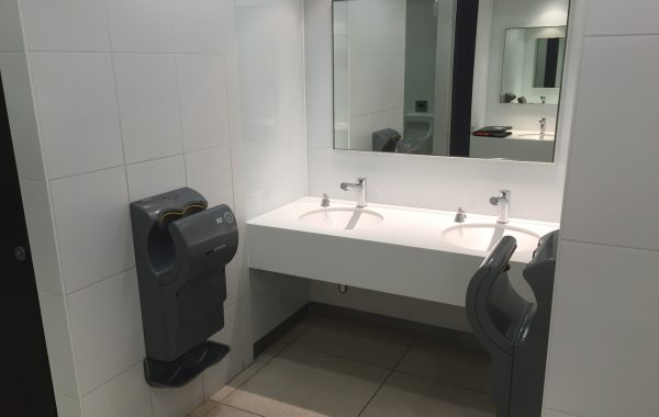 Complete Toilet Refurbishment