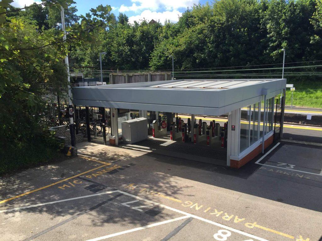 Internal & External Refurbishment of Station Building